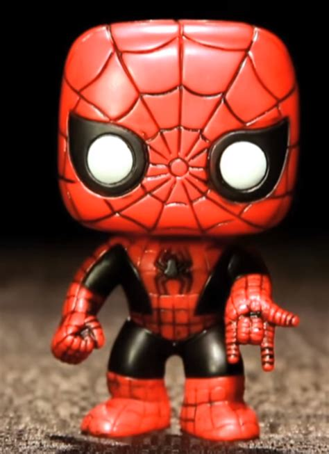 Funko Pop Vinyl Marvel Spider Gwen 100 Original funko rainbow deadpool superior spider pop vinyls marvel news