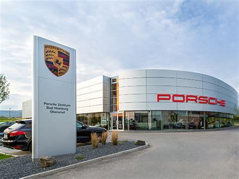 Porsche Zentrum Oberursel by Porsche Zentrum Bad Homburg 187 Herzlich Willkommen
