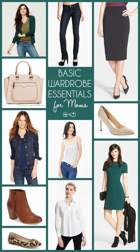 10 basic wardrobe essentials for