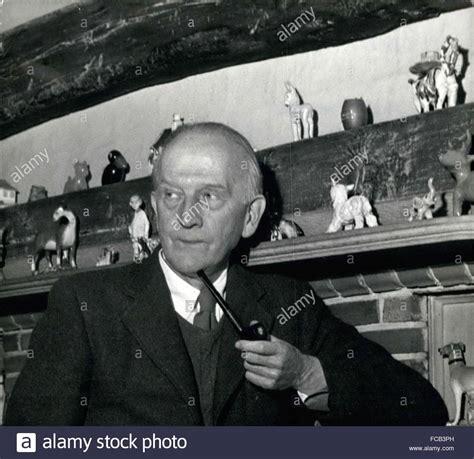 A A Milne 1952 mr alan milne a a milne enjoys a
