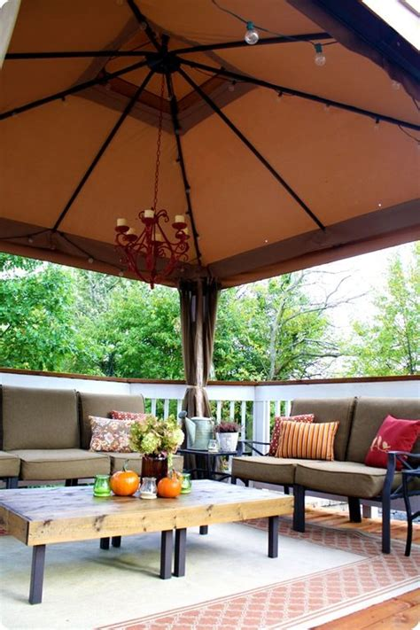 Outdoor Gazebo Rooms Best 25 Outdoor Gazebos Ideas On Pergola With