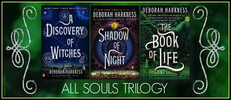 the book of a novel all souls trilogy all souls trilogy orchard book club
