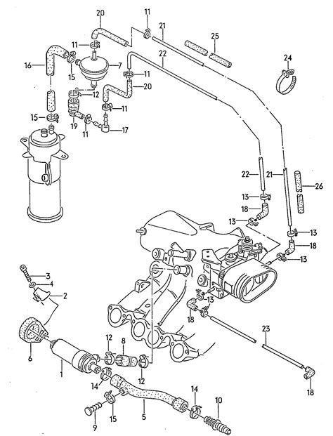 85 vw cabriolet engine wiring diagram and fuse box