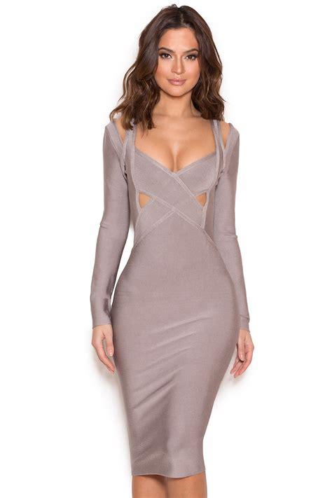 Bandage Dress bandage dress ejn dress