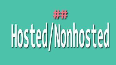 adsense hosted dan non hosted mengetahui perbedaan akun google adsense hosted dan non hosted