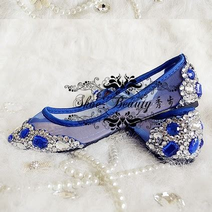 Blue Flat Sandals For Wedding by Navy Blue Flat And Summer Single Shoes