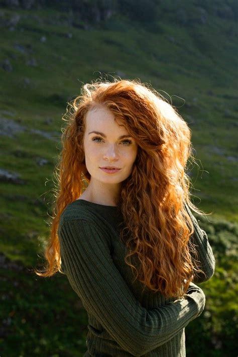 scottish lady hairstyles scotland roadtrip to glencoe scottish highlands