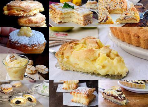 ricette cucina facili e veloci dolci alla crema pasticcera ricette veloci e facili arte