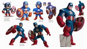 Disney Infinity Marvel Characters Disney Infinity Concept Buscar Con