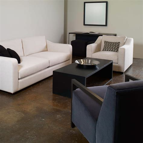 slim coffee tables slim coffee table calvin klein home touch of modern