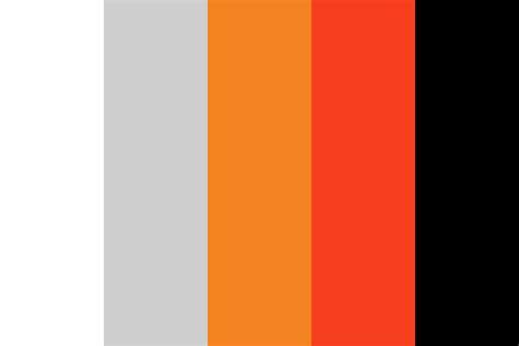 harley davidson color palette