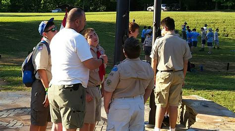 Kia Kima Scout Reservation Martins Fork Park Ranger Finds Merit In Leading Boy Scouts