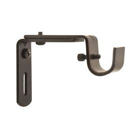 no nail curtain rod brackets 17 best ideas about curtain rod brackets on pinterest