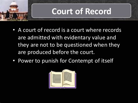 My Court Records Supreme Court Of India