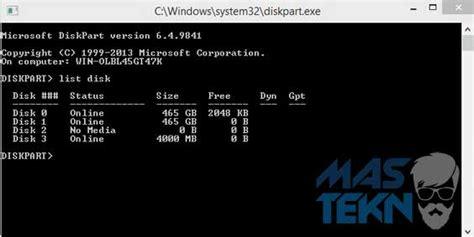 cara tes keyboard laptop masih normal atau sudah rusak cara mudah membuat bootable via flashdisk tanpa software