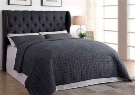 gray king headboard brothers fine furniture gray king headboard