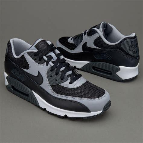 Sepatu Merk Nike Original sepatu sneakers nike sportswear air max 90 essential black