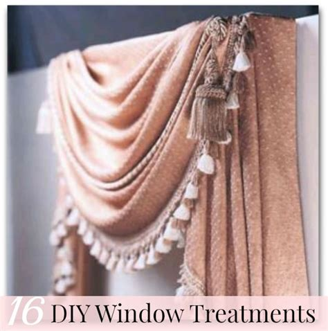 curtains diy window treatments 16 diy window treatments how to sew curtains