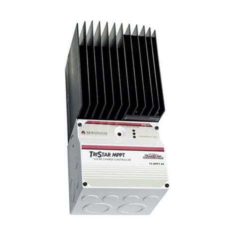 Ts Mppt 45 Tristar Morningstar Solar Charge Controller morningstar tristar ts mppt 45 hespv industrial