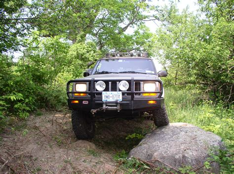 Where Are Jeep Cherokees Built Built 2000 Jeep Sport Niagara4x4