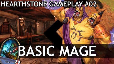 basic mage deck shaman porradeiro basic mage deck hearthstone 02