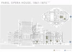 opera house floor plan 10 best images about opera garnier floor plans on
