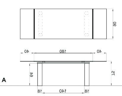 altezza tavolo da pranzo misure tavoli da pranzo showroomdelserramento
