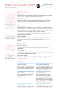 Fundraising Assistant Sle Resume by Fundraiser Resume Sles Visualcv Resume Sles Database
