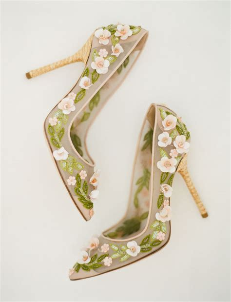 Wedding Green Shoes by Dolce Gabbana Inspired Wedding Lenka Lukas Green