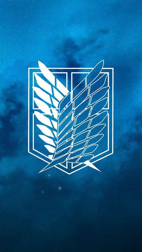 Phone Attack On Titan Scout Legion attack on titan scouting legion iphone 5 wallpaper