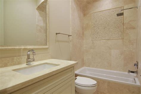 travertine tiles in bathroom wonderfully transform your kitchens bathrooms with