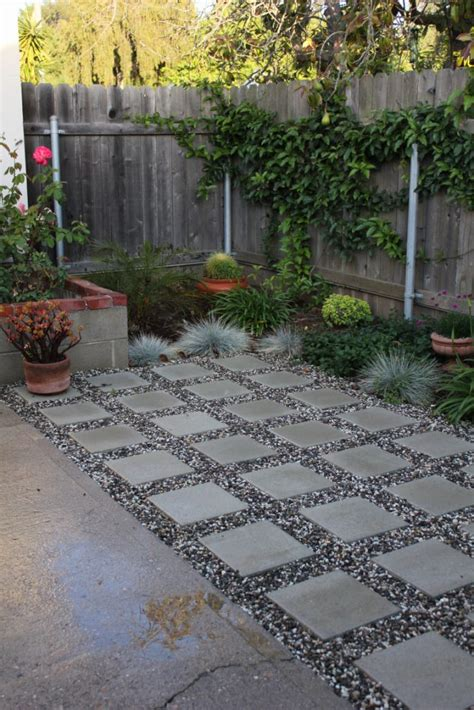 beautiful garden flooring ideas