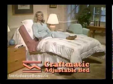 craftmatic adjustable bed  youtube