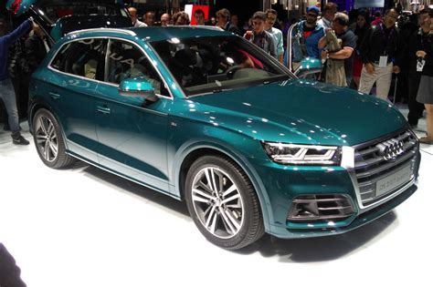 Audi Q5 S5 by New Audi S At The Mototr Show Rs3 Saloon Q5 A5