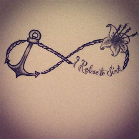 neck tattoo refused i refuse to sink tattoo simple expressions pinterest
