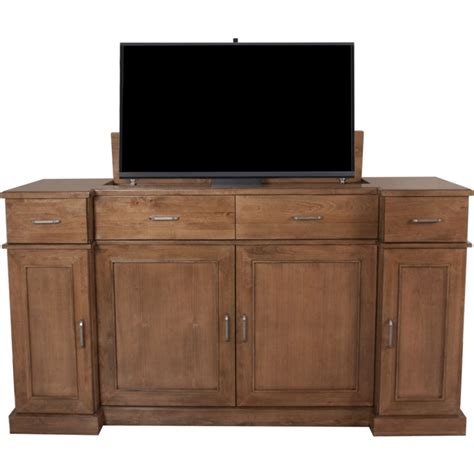 lorts 8715 occasional tv lift cabinet discount furniture