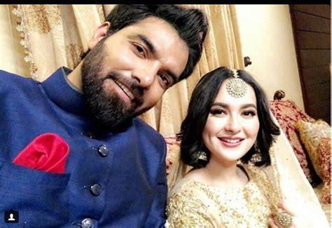 Hania Aamir & Yasir Hussain on the Set of Eid TeleFilm Go