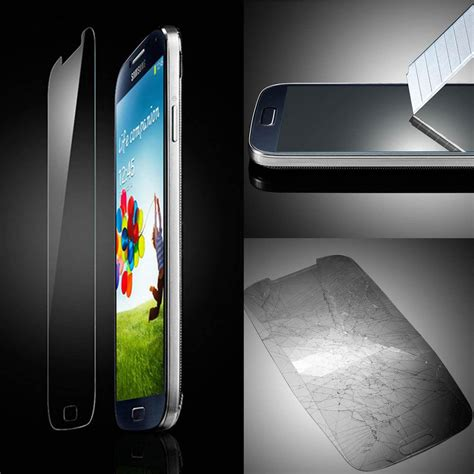 Tempered Glass Samsung S4 Mini I9190 tempered gorilla glass screen protector for samsung galaxy s4 mini i9190 usa hq ebay