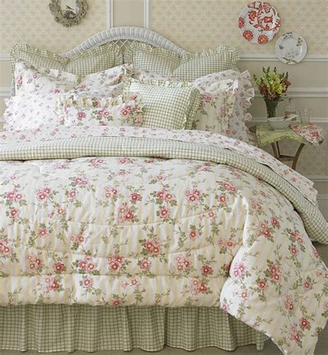 laura ashley yorkshire rose 4 piece comforter set overstock shopping great deals on