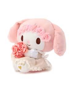 Polyester Area Rugs My Melody X Liz Lisa Plush Doll Sanrio Japan Collaboration