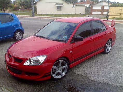 Picture Of 2006 Mitsubishi Lancer Es
