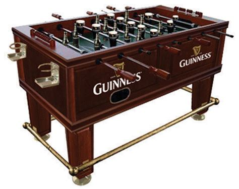regulation foosball table size images
