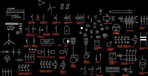 Electric Symbols Iram Norm DWG Block for AutoCAD ? Designs CAD