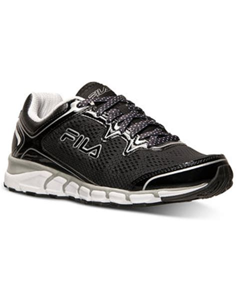finish line athletic shoes fila s mechanic energized running sneakers from