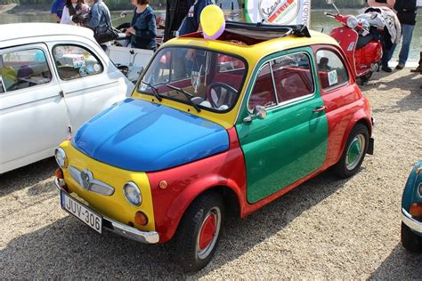 Oldtimer Motorrad Puch 500 by Steyr Puch Fiat 500 500 Cinquecento Pinterest