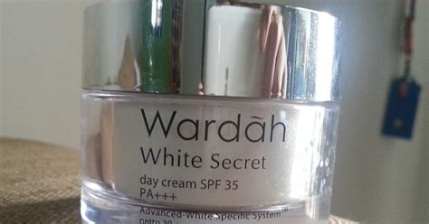 Harga Wardah White Secret Kemasan Baru review wardah white secret day catatan sore hari