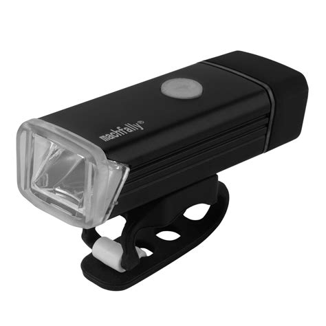 led light set machfally 180lm cree bicycle bike front usb rechargeable
