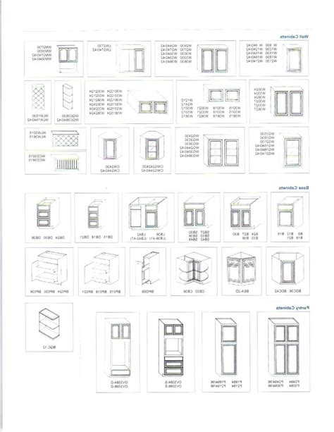 kitchen cabinet size chart charming kitchen refrigerator sizes ideas cabinet