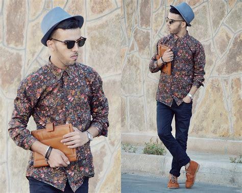 Kemeja Gucci faissal yartaa zara flower shirt zara black h m