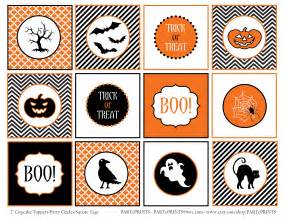 free halloween printables parteprints catch party
